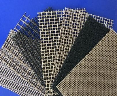 Băng Tải Sấy Chịu Nhiệt Inox, PTFE, PVC, PU