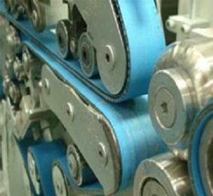 Dây đai băng tải trong ngành Bao Bì Giấy và Bao Bì Carton