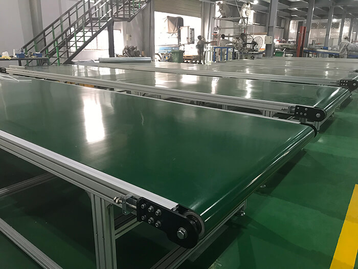 Băng tải PU/PVC/PE