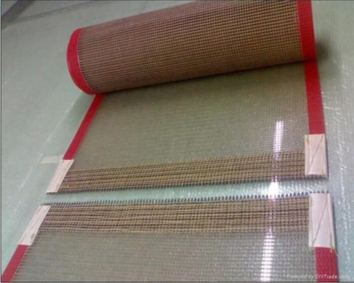 mẫu băng tải lưới chịu nhiệt chất lượng