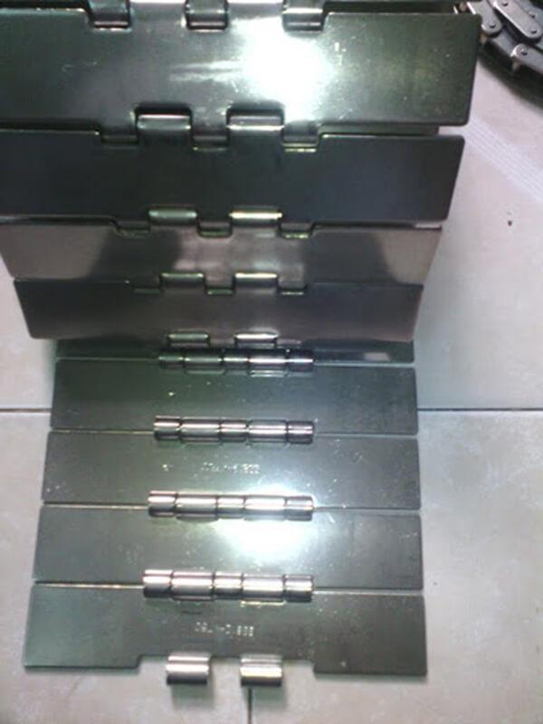 mẫu băng tải xích inox chất lượng